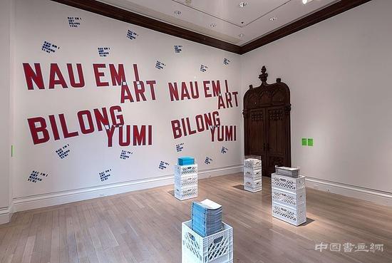 """纽约这家博物馆开展放言:""""请将我带走我是你的"""""""