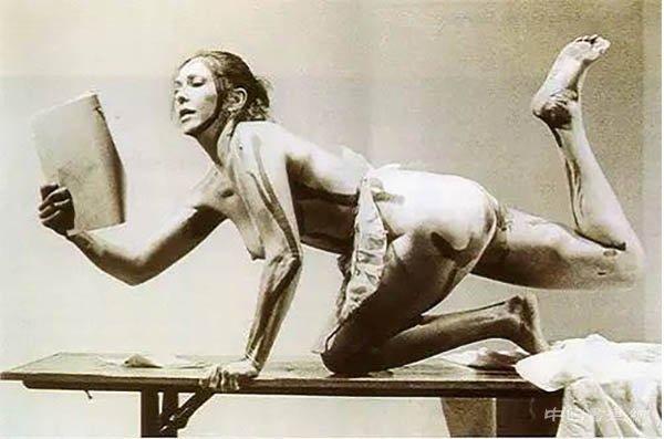 """维特根斯坦:""""人的身体是灵魂的最好图画"""""""