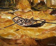 <b>段正渠 黄河 150x180cm 布面油画 2012年</b>