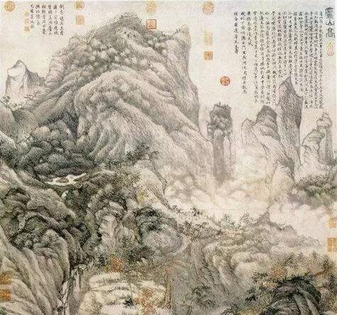 <strong>唐宋,山水画50幅(2)</strong>