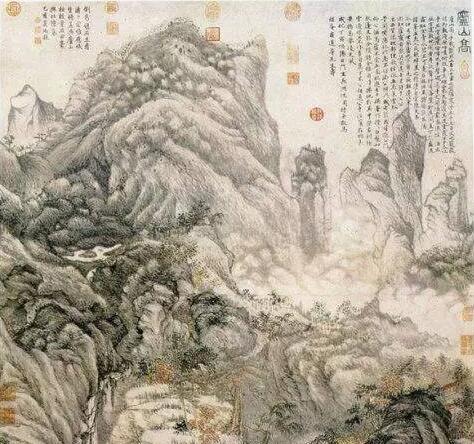 唐宋,山水画50幅(2)