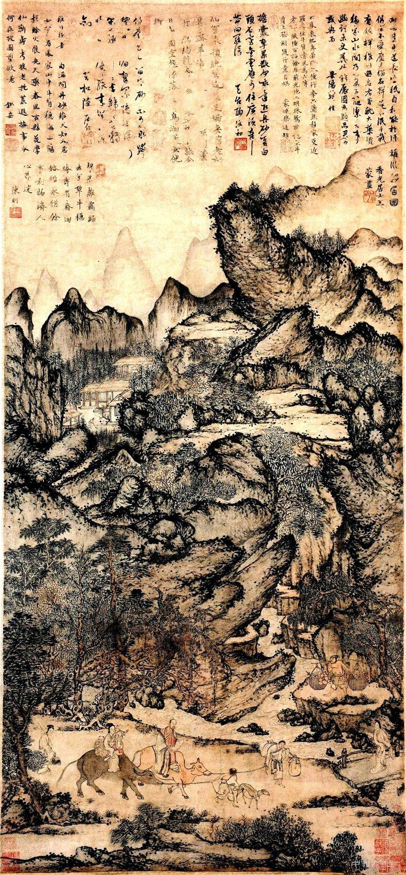 """收藏界的""""新宠""""——古代书画 - 中国书画网图片"""