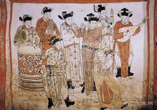 地下艺术长廊//张家口宣化辽墓壁画