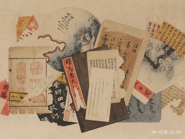 波士顿美术馆(MFA)将举办《抱残守缺:中国八破画》展