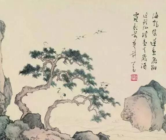 """溥心畲:和张大千有一拼的""""末代王孙"""""""