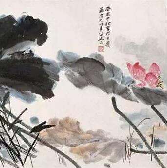 """坎坷一生,110岁中国最长寿""""画仙"""""""