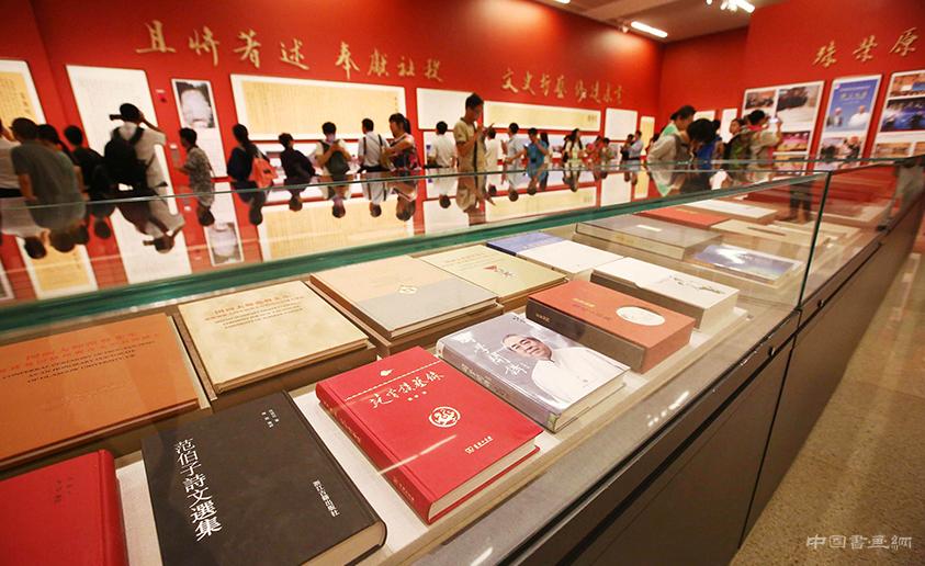 大胆 //90后吐槽国家博物馆,范曾八秩展览