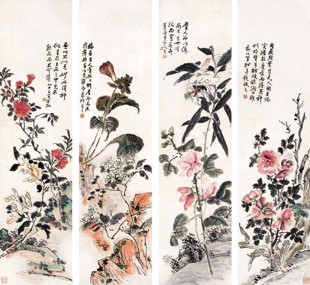中国画创作中 笔墨结构的两度神化