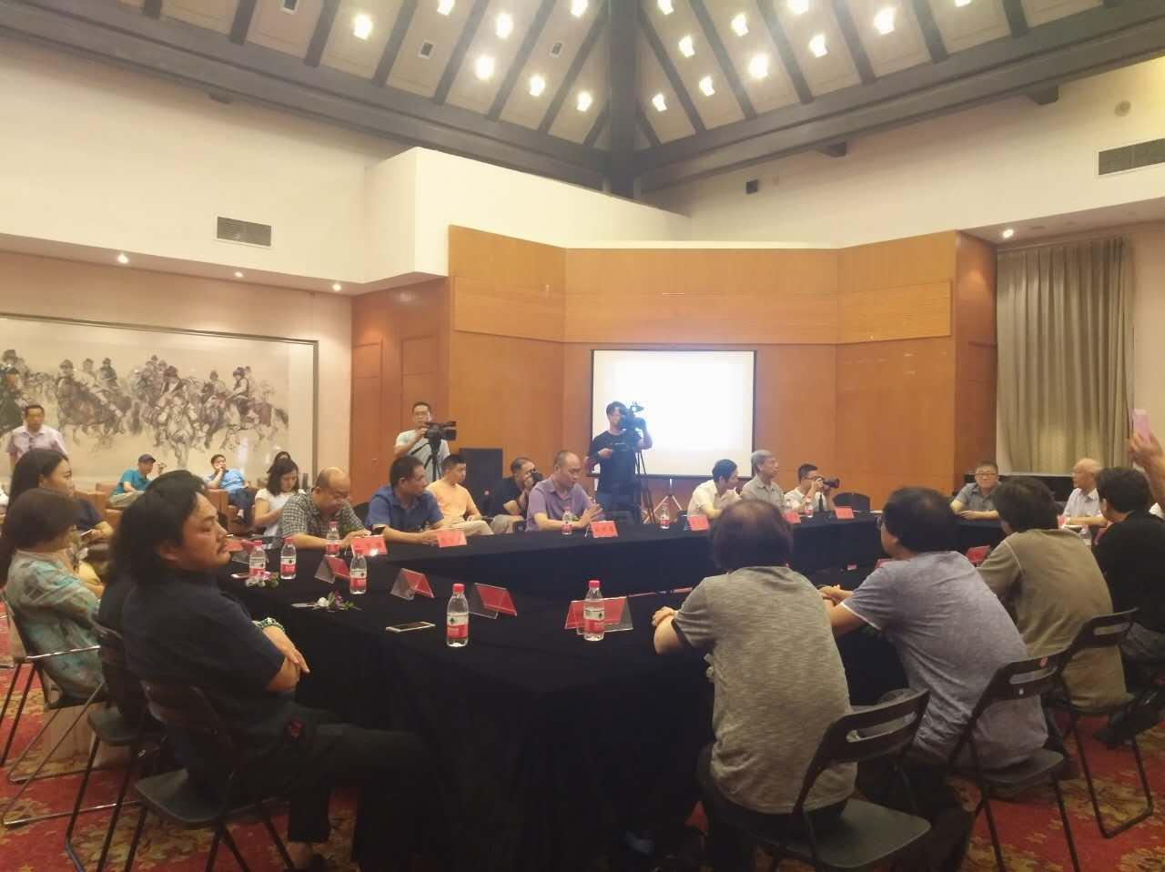 <b>融古汇今——中国画名家邀请展在京隆重开幕</b>