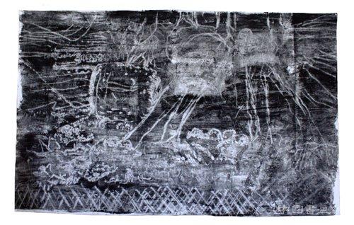 摸黑--于艾君作品展