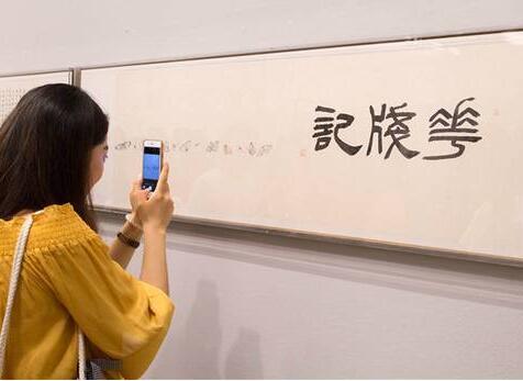 张见、高茜双个展在中国美术馆开幕