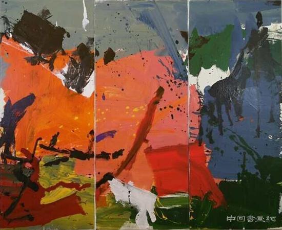 张卓良×蓝正辉画展将在多仑多CFA画廊开幕