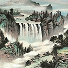 <b>宋美龄的国画造诣及其山水画作欣赏</b>