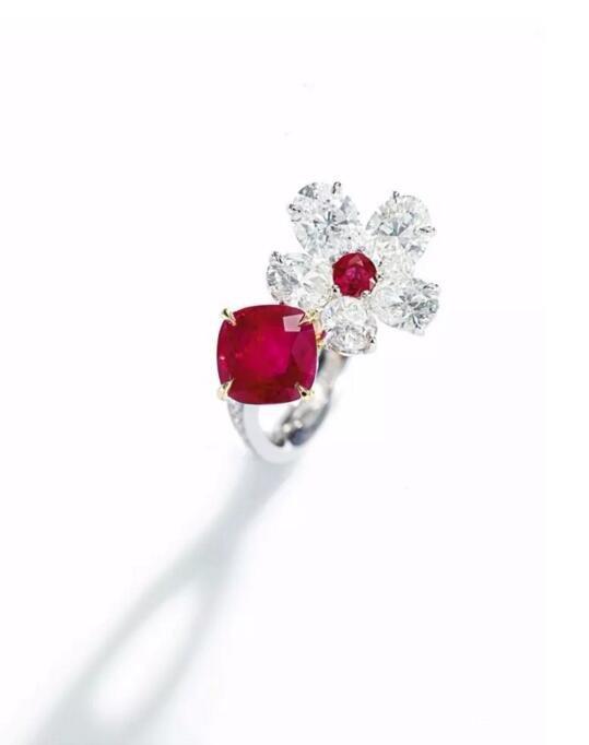 珍贵珠宝及翡翠首饰将于苏富比大放异彩