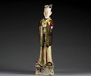 <b>关于大英博物馆藏唐三彩俑的二三事</b>