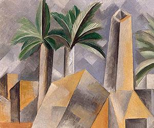 立体画创始人毕加索