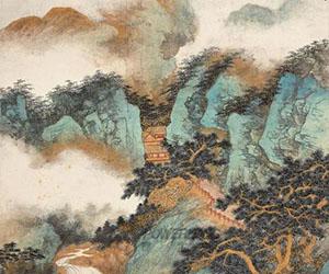 上海宝龙美术馆开馆 齐白石12开册页亮相