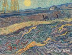 <b>美媒:梵高名画拍卖 中国人出价5.39亿元得标拍走</b>