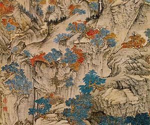 中国最出名的搬家图,一张就卖了4亿,他还画了6张