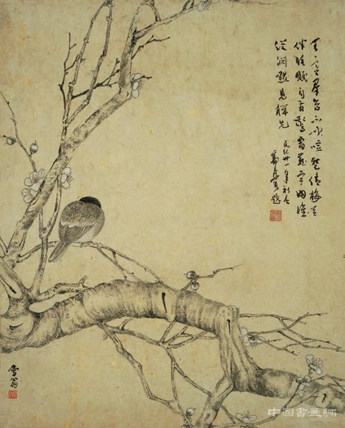 傲霜冷趣——陈之佛秋冬题材绘画展