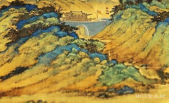 入藏故宫的《丝路山水地图》什么来头