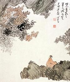 """风流清逸 萧疏奔放——吉林省博物院藏""""南张北"""