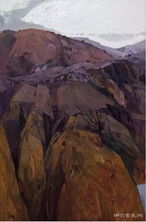 王辉油画个展《意写群山》将于2月20日开幕