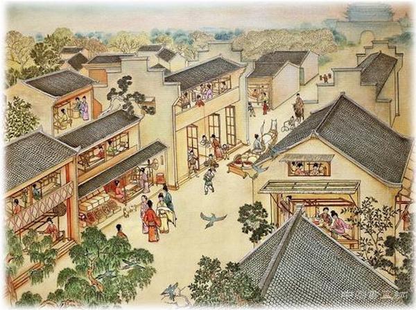 游食在明代京城
