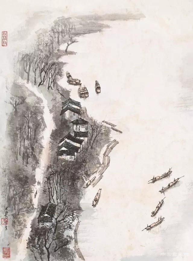 李可染:谈艺术实践中的苦功