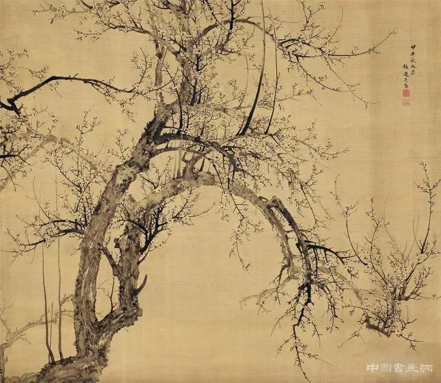 """日本绘画对晚明""""没骨山水""""的影响"""