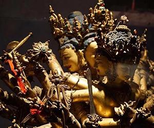 """<b>""""天路文华——西藏历史文化展""""亮相首博</b>"""