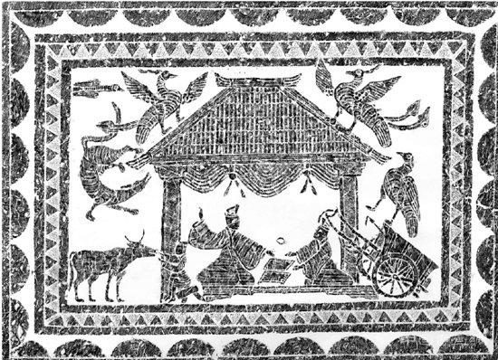 石上画卷:中国汉画艺术展