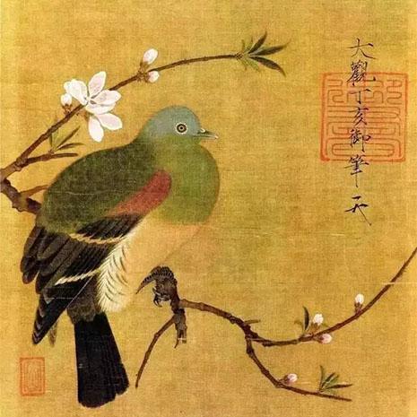 朱新建谈花鸟画:只有两个人的江山