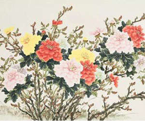 <b>中国书画网上拍卖多件中国古代及近现当代书画</b>