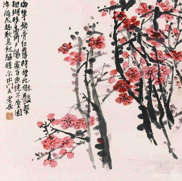 铁笔生花——故宫博物院藏吴昌硕书画篆刻特展