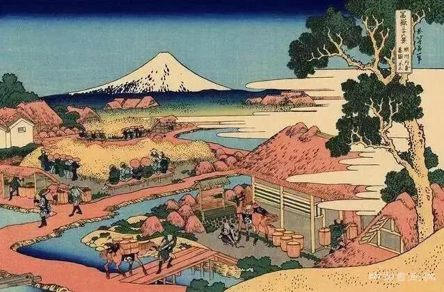 """""""落合芳几展""""于浮世绘太田纪念美术馆开展"""