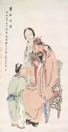 大宋王朝的另一面 男人爱戴花!