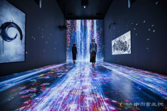 新媒体艺术探索传统收藏之路