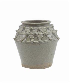 越窑绳索纹青瓷罐改写青瓷史