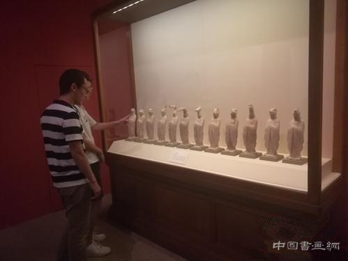 """国博""""大唐风华""""展 多件文物展示唐代风貌"""