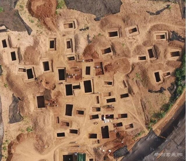 河南三门峡发现西周虢国邦墓