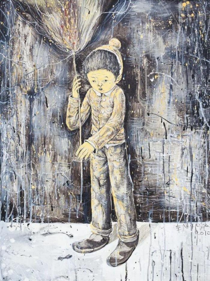 当代中国艺术前卫佳作