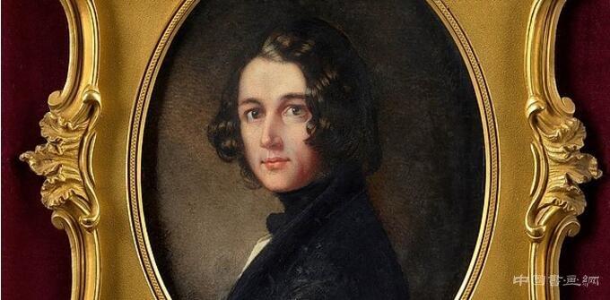 失踪133年后被寻回 狄更斯画像将在伦敦重新展出