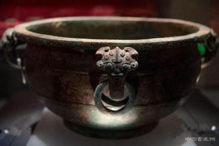 """山西青铜博物馆中那些被追回的""""国宝重器"""""""
