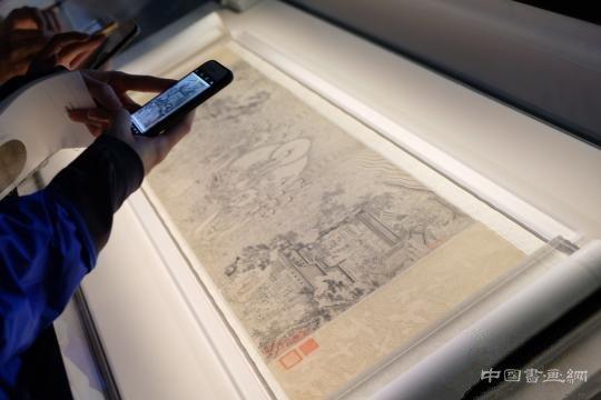 """""""莱溪华宝——翁氏家族旧藏绘画展""""亮相上海博物馆"""
