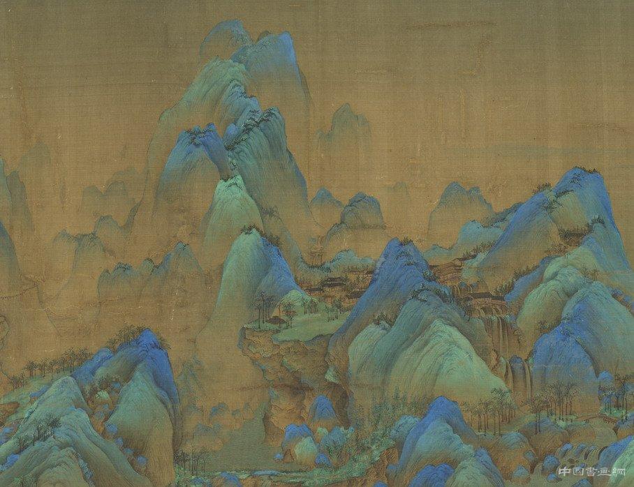 宋 王希孟《千里江山图》卷