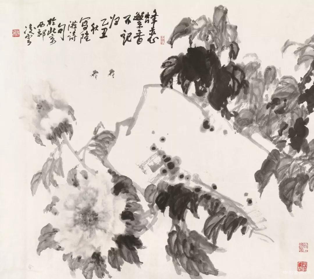 迎国庆亮家底:中国国家画院经典美术作品展一
