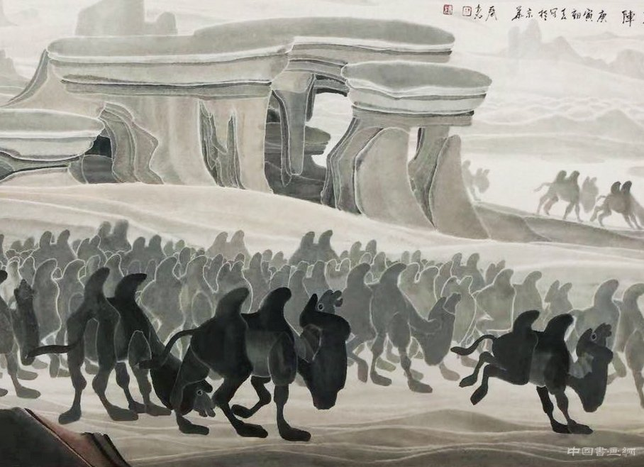 <b>舒春光绘画作品欣赏</b>