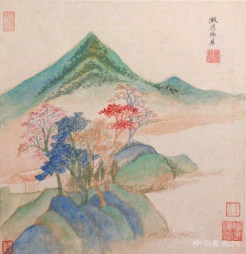 王季迁谈气韵、画品、笔墨、纸绢等(上)