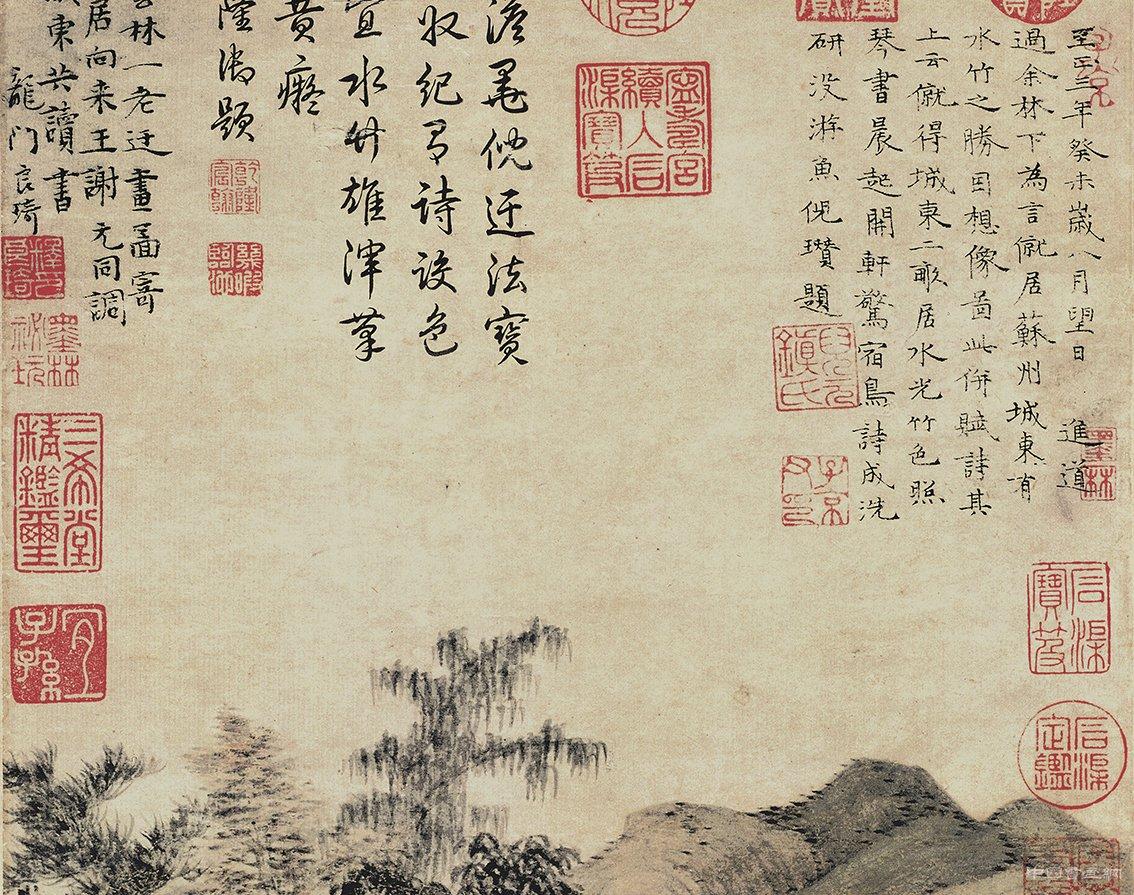 徐邦达:再谈古书画鉴别—款、印、题跋及其对古书画的鉴定作用(下)